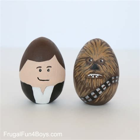Funny Salt And Pepper Shakers How To Make Star Wars Painted Easter Eggs
