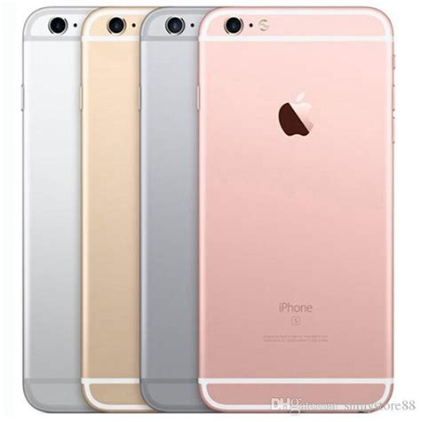 refurbished original apple iphone 6s plus no touch id original screen 5 5 inch 16gb 64gb dual
