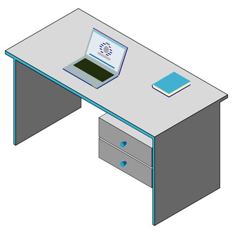 File Isometric Table Svg Wikimedia Commons Drafting Table Wiki