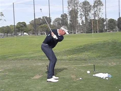 darren clarke golf swing darren clarke golf swing dtl 2014 northern trust open