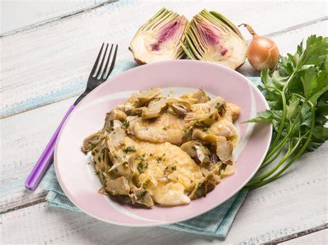 merluzzo cucina ricetta merluzzo ai carciofi fidelity cucina