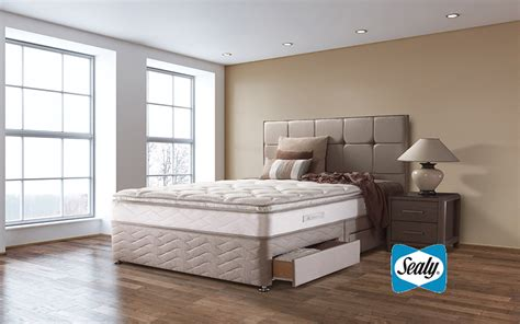 Sealy Opulence Mattress Reviews bedstore uk sealy posturepedic luxury support mattress bedstore uk