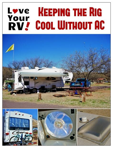 How To Keep A House Cool Without Ac by Tips For Keeping The Rv Cool Without Ac