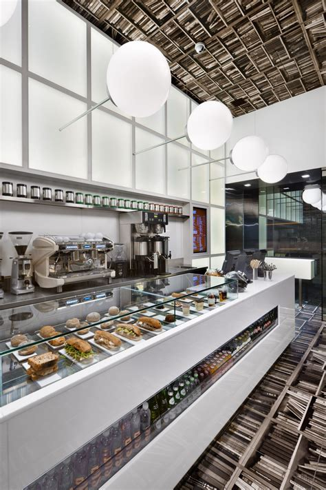 modern contemporary small cafe interior design decobizz
