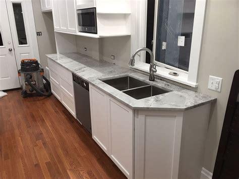 Granite Countertops Top 25 Best White Granite Colors For White Kitchens With Granite Countertops
