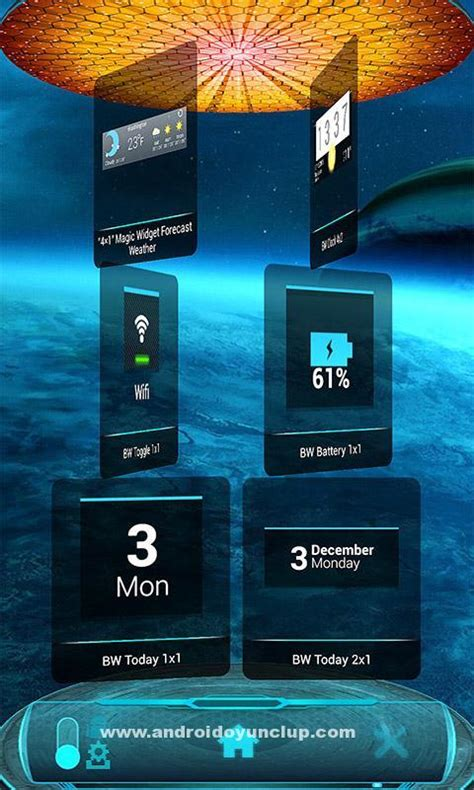 Next launcher 3d apk full
