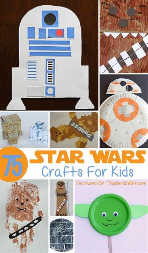 Wars Paper Crafts - 25 best ideas about crafts for children on