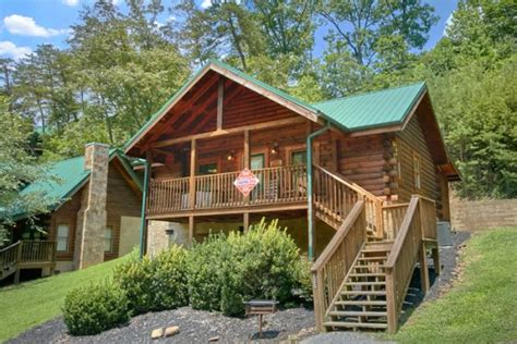 pigeon forge 1 bedroom cabin rental a retreat