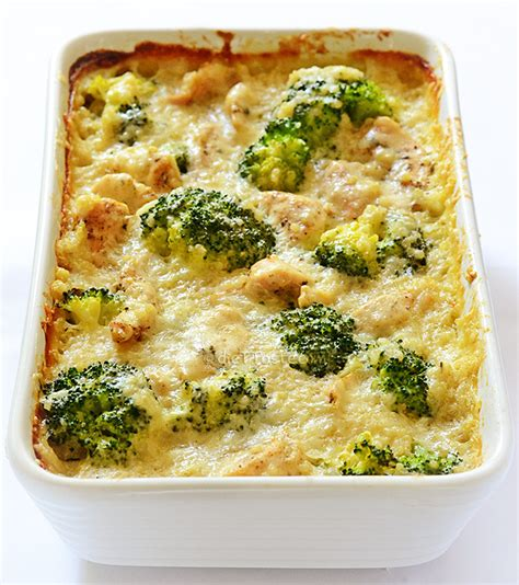 chicken quinoa and broccoli casserole diet taste
