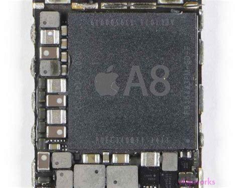 apple  teardown reveals big processor power  small