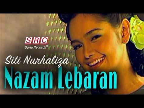 Lop Thr Lebaran siti nurhaliza nazam lebaran official hd