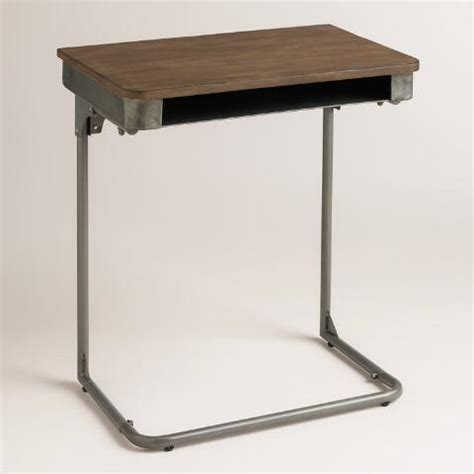 School Desk Laptop Table World Market School Desk Laptop Table