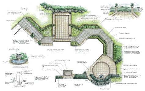 gartengestaltung planen the master plan landscape design waikato new