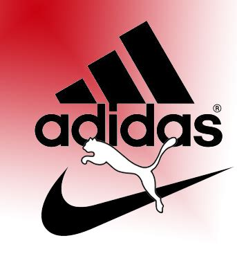 imagenes nike y adidas adidas puma nike once upon a time in sports