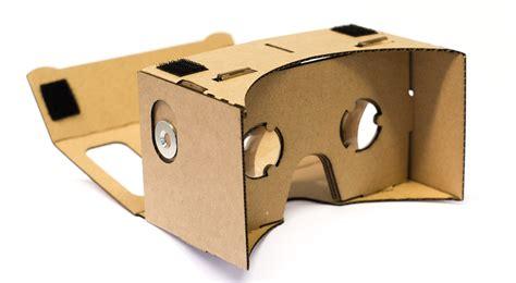 Vr Kardus ponoko s cardboard gives you reality for
