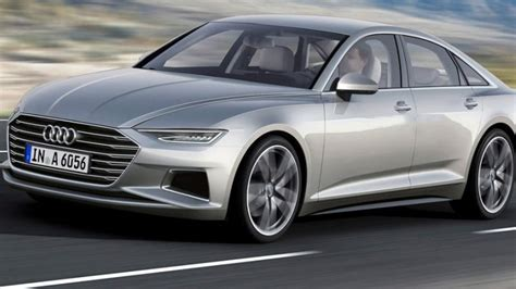 2018 audi a6 look from