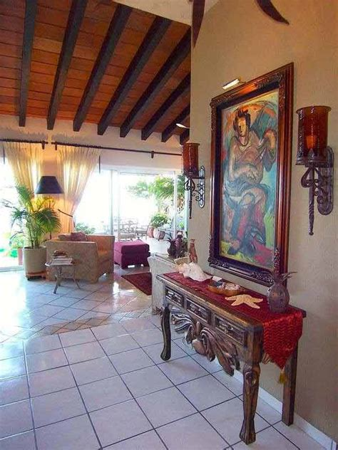 home interiors mexico the luxury estrella mar penthouse with mexican