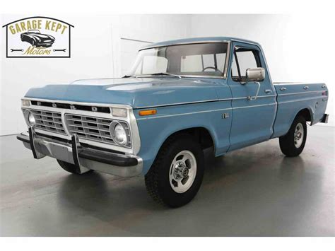 1974 Ford F100 by 1974 Ford F100 For Sale Classiccars Cc 960103