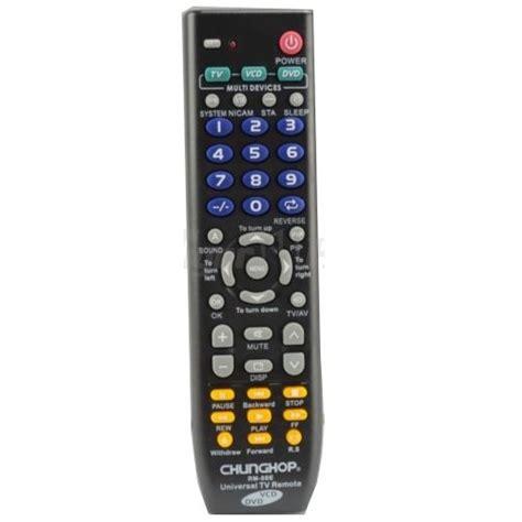 Chunghop Remot Kontrol Universal 3 In 1 Rm 88e Black chunghop universal 3 in 1 remote rm 88e black jakartanotebook