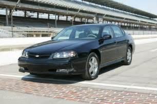 chevrolet impala ss 2003 2004 2005 autoevolution