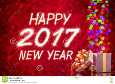 new year moving picture happy new year 2017 stock photo image 76853870