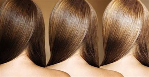 posistives of lightening dye 4 natural homemade mixtures to lighten hair color what