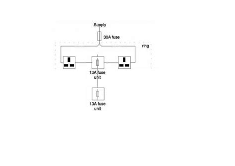 pole fused spur wiring diagram electrical