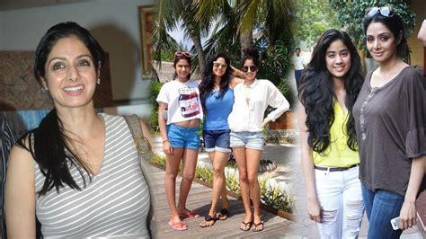 sridevi with her husband sridevi family photos actress sridevi with husband and