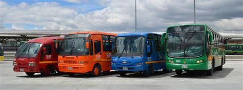alimentadores sitp transporte desde y hacia bogot 225 bogota gov co