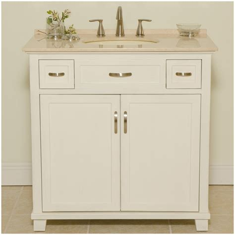 Bargain Bathroom Vanities Newton 36 Quot Traditional Single Sink Bathroom Vanity