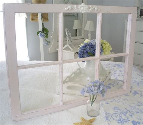 shabby chic window frame for the home pinterest