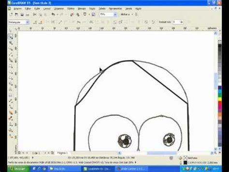 corel draw x5 no preview available como vetorizar desenhos no coreldraw x5 b 225 sico youtube