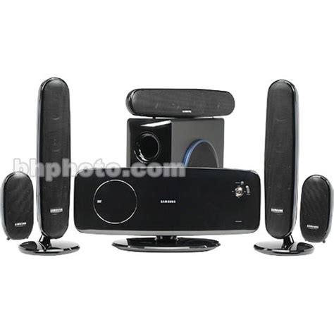 samsung ht xq100 5 1 home theater system htxq100 b h photo