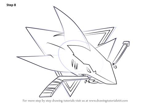 San Jose Sharks Coloring Pages learn how to draw san jose sharks logo nhl step by step