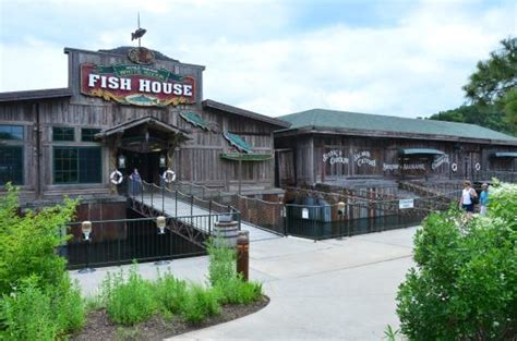 fish house branson just a short lakeside walk from bass pro shops picture