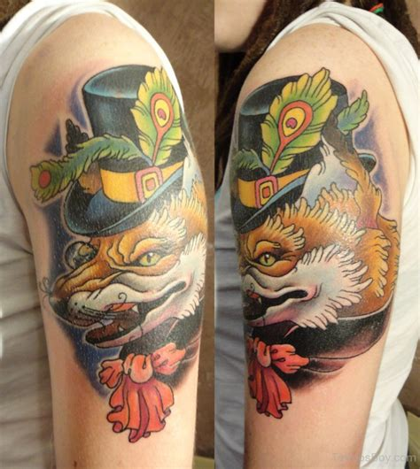 fox tattoos tattoo designs tattoo pictures