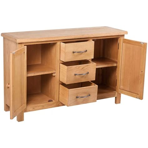 sideboard 70 cm höhe vidaxl co uk large sideboard with 3 drawers 110 x 33 5 x