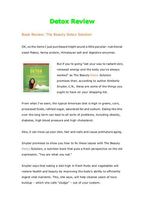 Niacin Detox Weight Loss by Detox Niacin