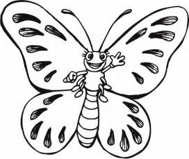 butterfly coloring pages bestofcoloring
