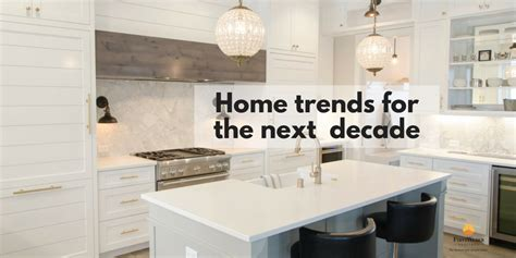 home design trends through the decades home trends for the next decade