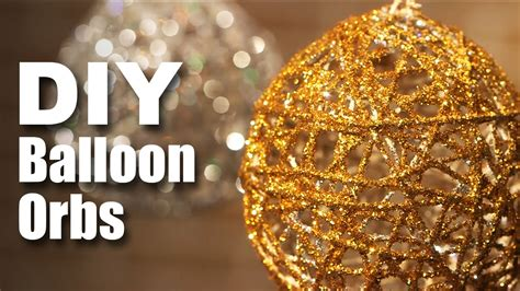craft decorations mad stuff with rob how to make balloon orbs diy craft