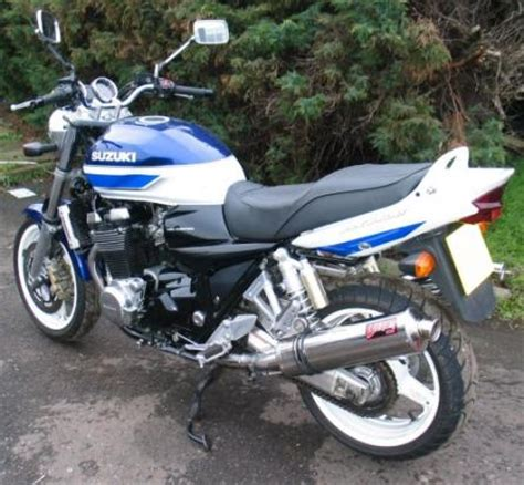 Suzuki Gsx 1400 Parts Motad Venom Complete Exhaust Suzuki Gsx1400