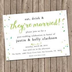 invites for post wedding reception wedding brunch invitation bridesmaids luncheon invitation wedding digital file