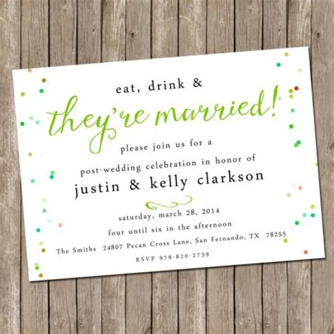 printable post wedding invitations wedding brunch invitation bridesmaids luncheon