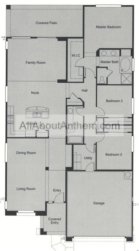 del webb anthem floor plans 2072 telluride all about anthem arizona