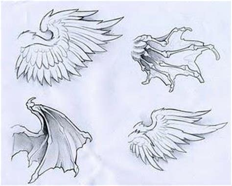 tattoo alas de angel y demonio pin tatuajes alas del diablo on pinterest