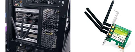 scheda di rete wifi interna scheda di rete wi fi interna per pc assemblare pc