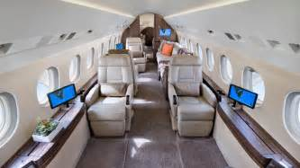 American Sofa Designs Luxury At 38 000 Feet Designing A Private Jet