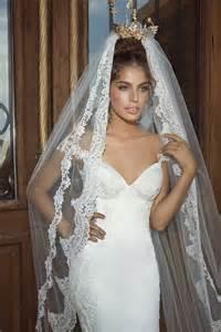 Draped Skirt Diy Galia Lahav Wedding Dress Collection 2014 The Empress