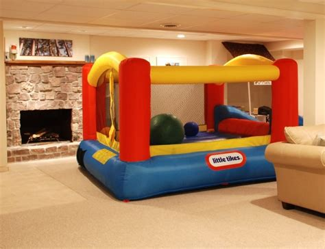 Small Bounce House by Screen Free Activities Come In All Shapes And Sizes